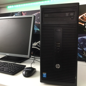 HP 280 G1 Microtower PC /i5 4590s 3.7 GHz / 4gb / 320
