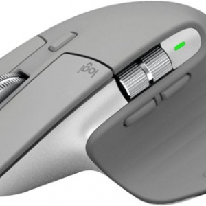 Logitech MX Master 3 Advanced Wireless Mouse – Mid Gray